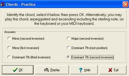 Программу для определения аккордов