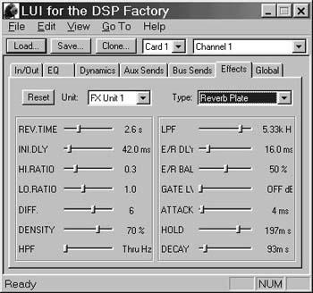 МО - Yamaha DSP Factory и SW 1000 XG