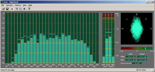 программный анализатор спектра - фото 8