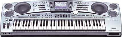 синтезатор Casio Mz-2000 инструкция - фото 2